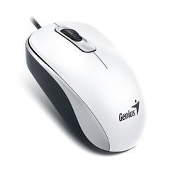 GENIUS myš DX-110 USB 1000dpi bílá