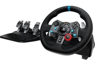 LOGITECH volant G29 Racing Wheel+pedály, USB port, PC/PS3/4