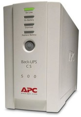 APC BK500EI ups Back-UPS 500, 300W / 500VA, 230V off-line, 3+1 zásuvka IEC320, USB