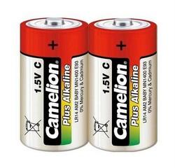 CAMELION 2ks baterie PLUS ALKALINE BABY/C/LR14 blistr baterie alkalické (cena za 2pack)