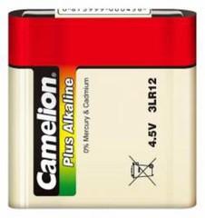 CAMELION PLUS ALKALINE 4,5V 1ks 3LR12 plochá baterie alkalická 4.5V