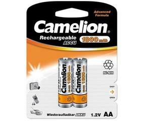 CAMELION 2pack AA/HR6 1800mAh nabíjecí baterie 1.2V Ni-MH