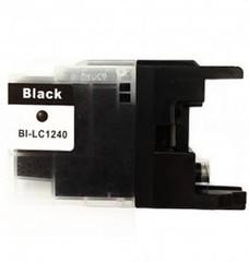 BROTHER LC-1240BK, LC-1280BK kompatibilní náplň černá Black (LC1240BK, LC1280BK)