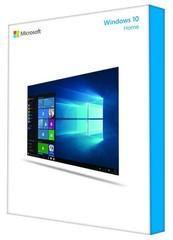 MICROSOFT Windows 10 Home 64-bit CZ DVD OEM česká krabicová verze
