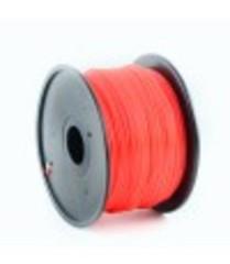 GEMBIRD 3D PLA plastové vlákno pro tiskárny, průměr 1,75 mm, červené, 3DP-PLA1.75-01-R