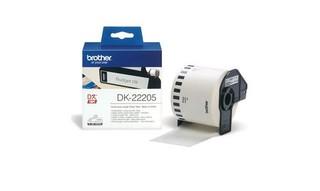 BROTHER DK-22205- papírová role (62mm x 30,48m)