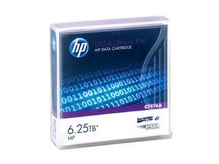 HP C7976A data cartridge Ultrium páska 6,25TB (přepisovatelná RW zálohovací páska)