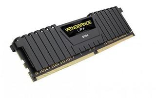 CORSAIR 128GB=8x16GB DDR4 2933MHz VENGEANCE LPX BLACK CL16-18-18-36 1.35V XMP2.0 (128GB=kit 8ks 16GB