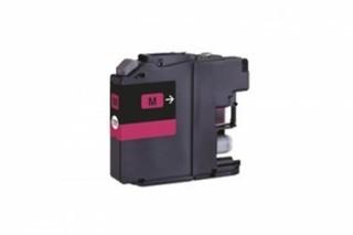 BROTHER LC-123M kompatibilní náplň purpurová Magenta pro J4410, J4510, J4610, J4710 (LC123M)