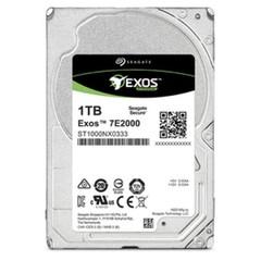SEAGATE ST1000NX0313 Exos 7E2000 1TB hdd 2.5in SATA3-6Gbps 7200ot, 128MB cache (512e SATA, RAID, 24x