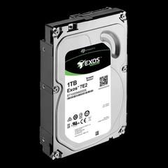 SEAGATE ST1000NM0008 Exos 7E2 1TB hdd SATA3-6Gbps 7200ot, 128MB cache (512n SATA, RAID, 24x7 enterpr