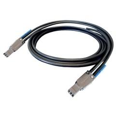 Microsemi Adaptec® kabel ACK-E-HDmSAS-HDmSAS 2M 2282600-R