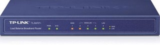 TP-LINK TL-R470T+ LAN Router Multi-WAN, 5port, (1xWAN, 1xLAN, 3xWAN/LAN)